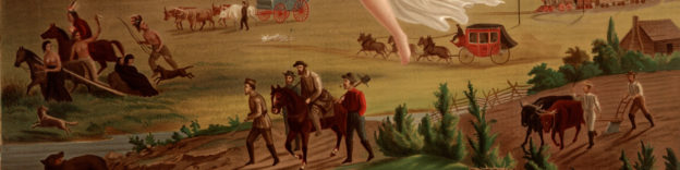 Anti-Immigrant Cartoon, 1860   The American Yawp Reader