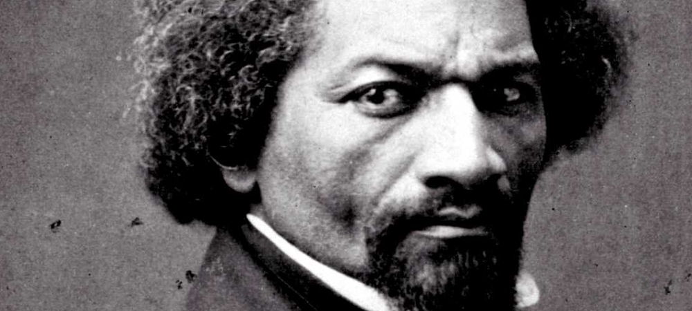 Frederick Douglass. ca1866. The New-York Historical Society