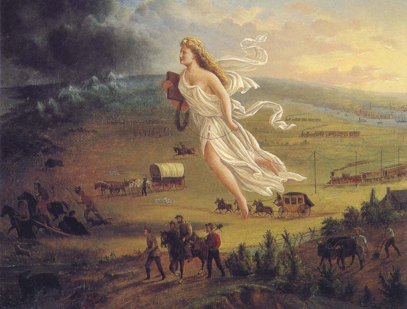 manifest destiny 11 It claimed that america had a destiny, manifest,  manifest destiny (1958) and frederick merk, manifest destiny and mission in america (1963) remain useful.