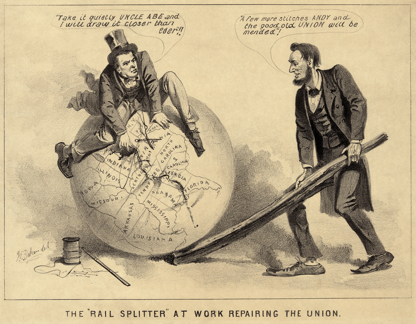 The Civil War, Emancipation, and Reconstruction on the World Stage