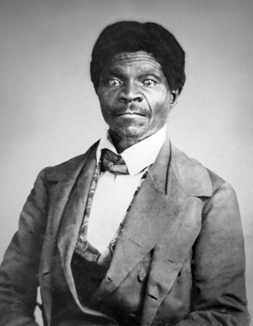 Dred Scott's Supreme Court case made clear that the federal government was no longer able or willing to ignore the issue of slavery. More than that, all black Americans, Justice Taney declared, could never be citizens of the United States. Though seemingly a disastrous decision for abolitionists, this controversial ruling actually increased the ranks of the abolitionist movement. Photograph of Dred Scott, 1857. Wikimedia, http://commons.wikimedia.org/wiki/File:Dred_Scott_photograph_%28circa_1857%29.jpg.